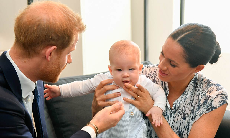 ¿Cuándo volveremos a ver a Archie, el hijo de los duques de Sussex?