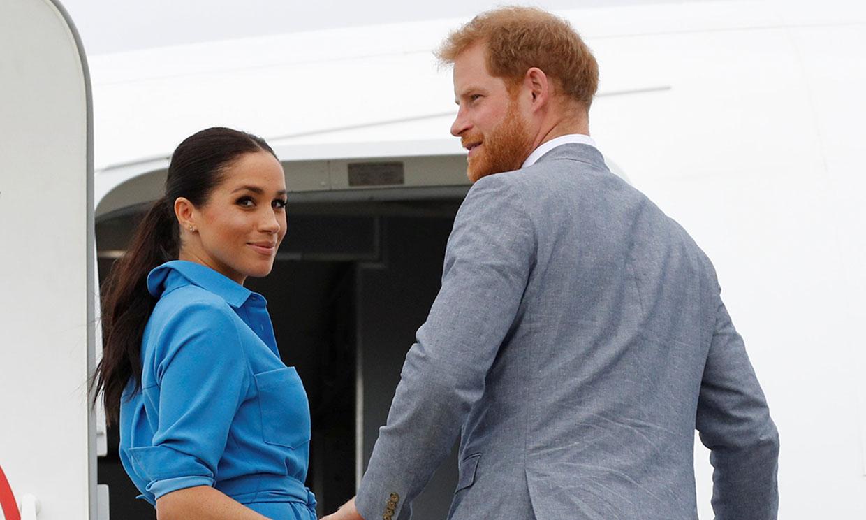 Meghan ya se ha reencontrado con Archie en Canadá
