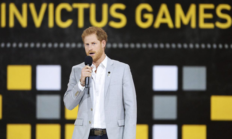 El príncipe Harry suspende los Juegos Invictus: 'Ha sido una decisión increíblemente difícil'