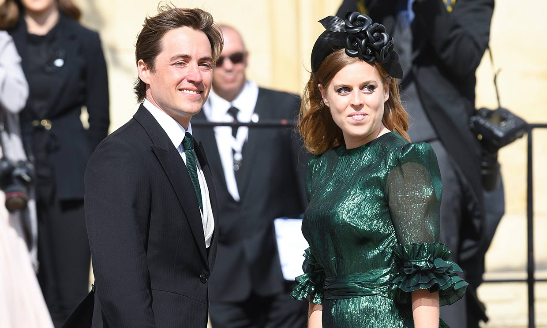 Con solo dos invitados, así podría ser la boda de Beatriz de York