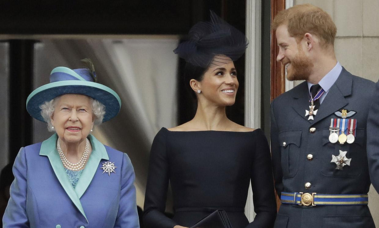 Vuelven Meghan y Harry: lo que los Duques tienen que demostrar a la reina Isabel II en un año