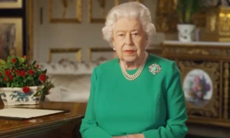 Isabel II lanza un mensaje de esperanza: 'Unidos y decididos, lo superaremos'