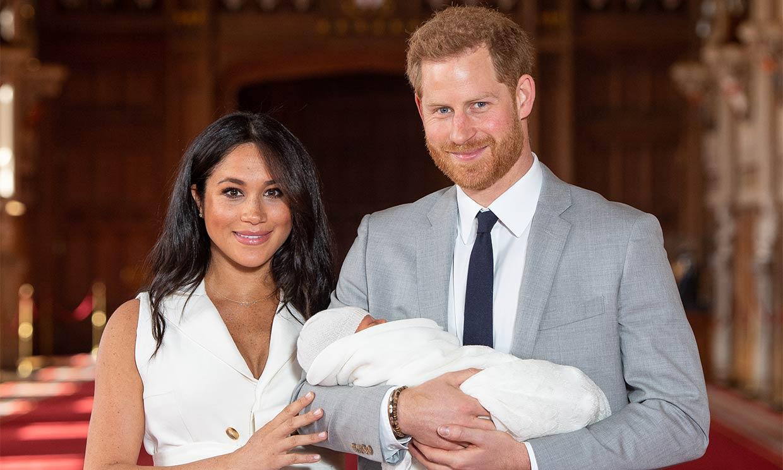Meghan Markle y el príncipe Harry desvelan el nombre de su nueva organización benéfica