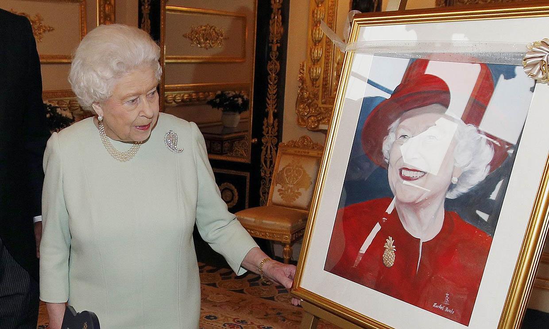 La Reina Isabel II como icono e inspiración cultural