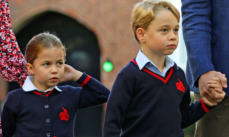'Spider sándwich', uno de los motivos por el que George de Cambridge está celoso de su hermana