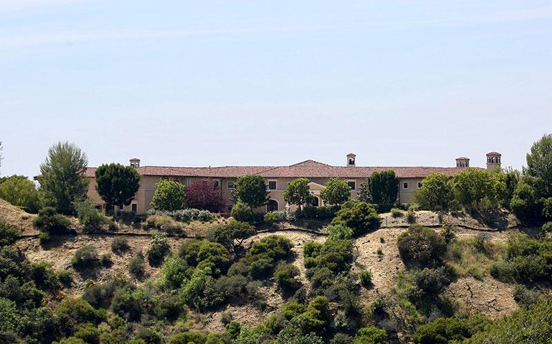 Casa de los duques de Sussex en Los Ángeles