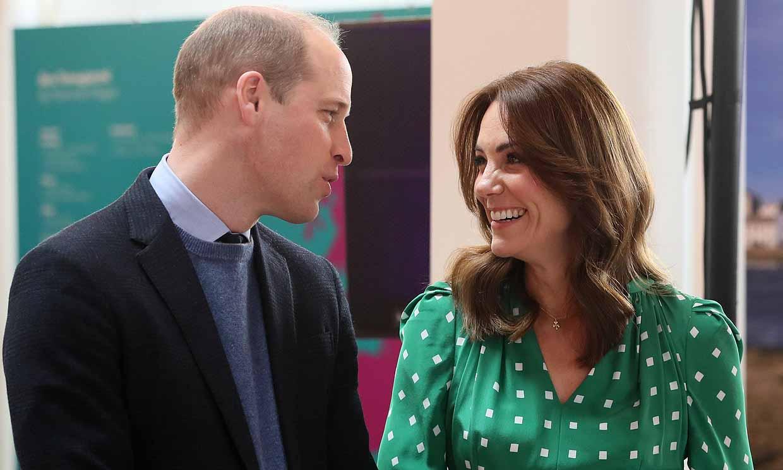 Los duques de Cambridge homenajean a los sanitarios con un importante cambio en su cuenta oficial