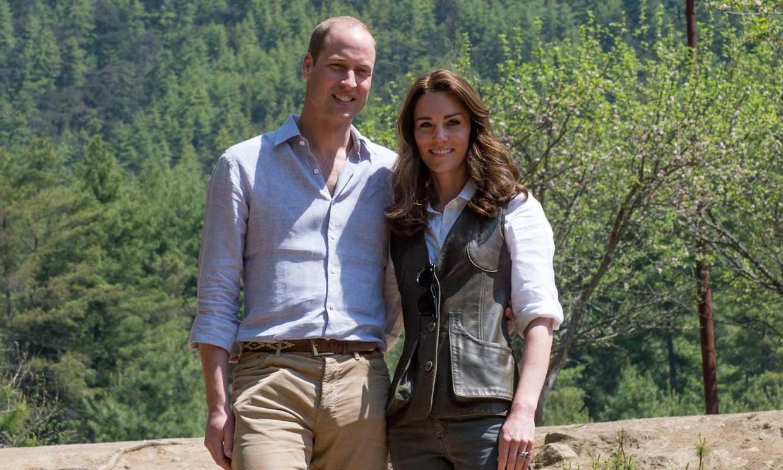Los duques de Cambridge prescinden del personal que les ayuda por una bonita razón