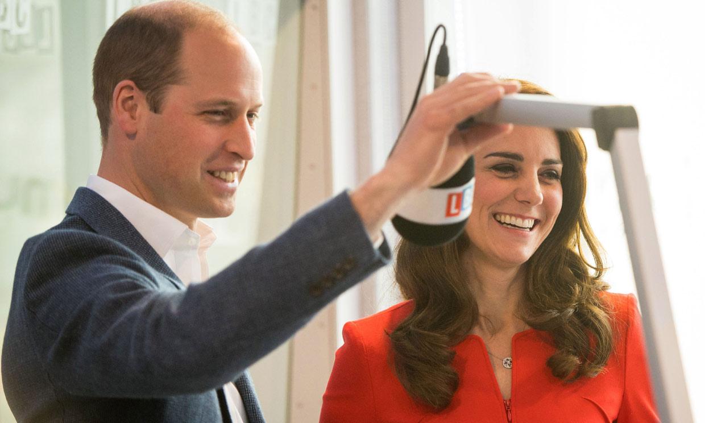 ¡Locutores radiofónicos por un día! El proyecto de los duques de Cambridge con estrellas como Dua Lipa