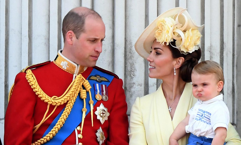 El príncipe Guillermo cuenta cómo le ayudó Kate Middleton a vencer sus miedos ante la paternidad