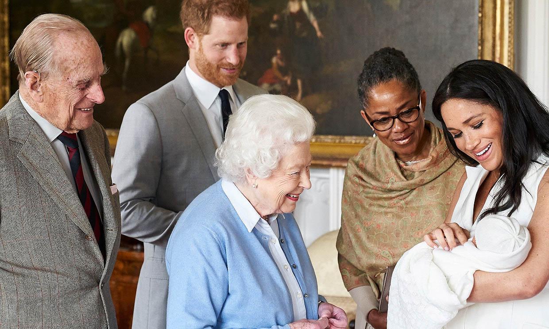¿A quién se parece Archie? Isabel II no tiene ninguna duda
