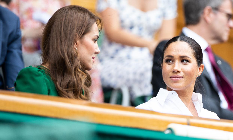 Los duques de Cambridge responden a los que vuelven a enfrentar a Kate y Meghan