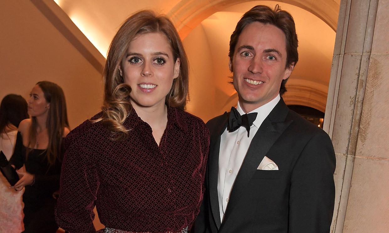 Sale a la luz el primer regalo de boda de Beatriz de York y Edoardo Mapelli Mozzi