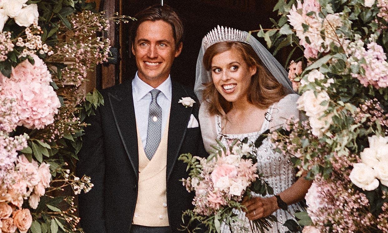 La fabulosa historia de la tiara de diamantes con la que se casó la princesa Beatriz