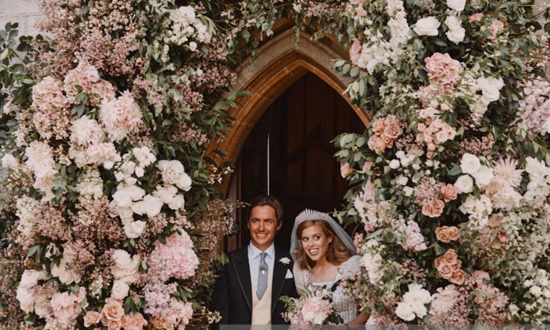 La luna de miel secreta de Beatriz de York y Edoardo Mapelli Mozzi, a donde el corazón les lleve