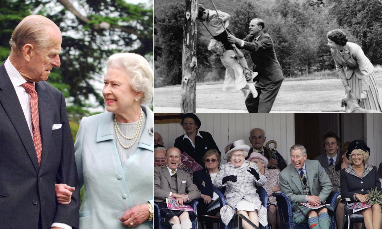 Isabel II y el Duque de Edimburgo ya están en Balmoral para disfrutar de sus vacaciones preferidas