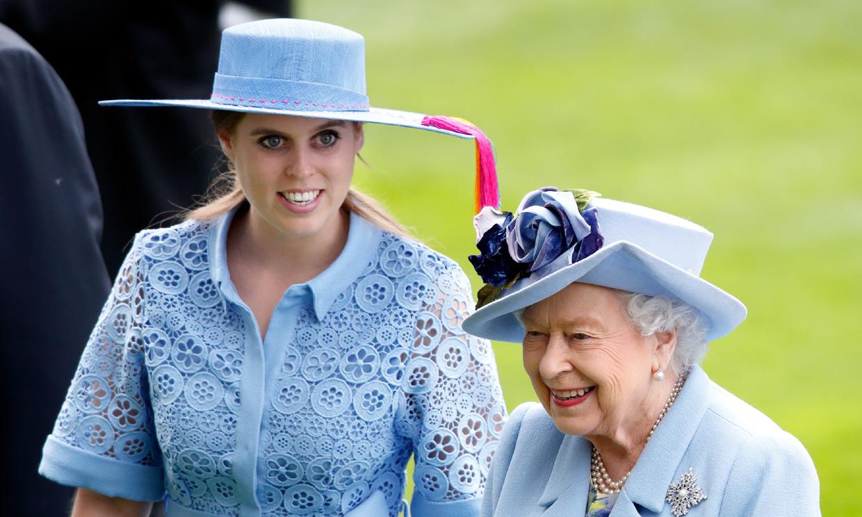 El mensaje de felicitación más dulce para Beatriz de York, de su abuela Isabel II