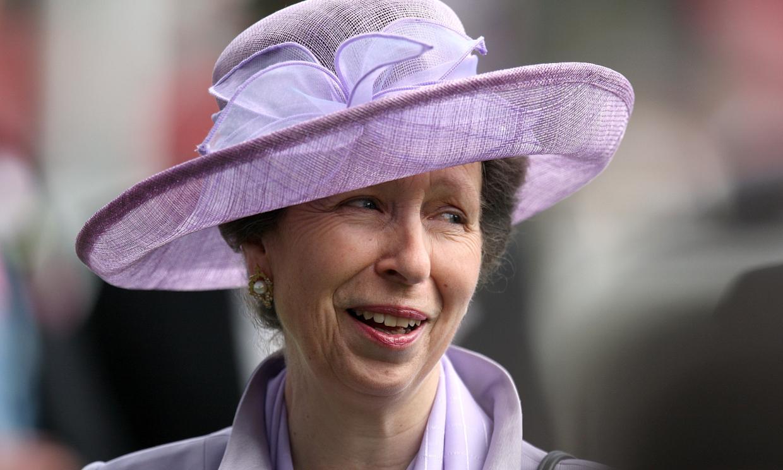 Su infancia, sus amores..., momentos clave de la vida de la princesa Ana de Inglaterra en su 70 cumpleaños