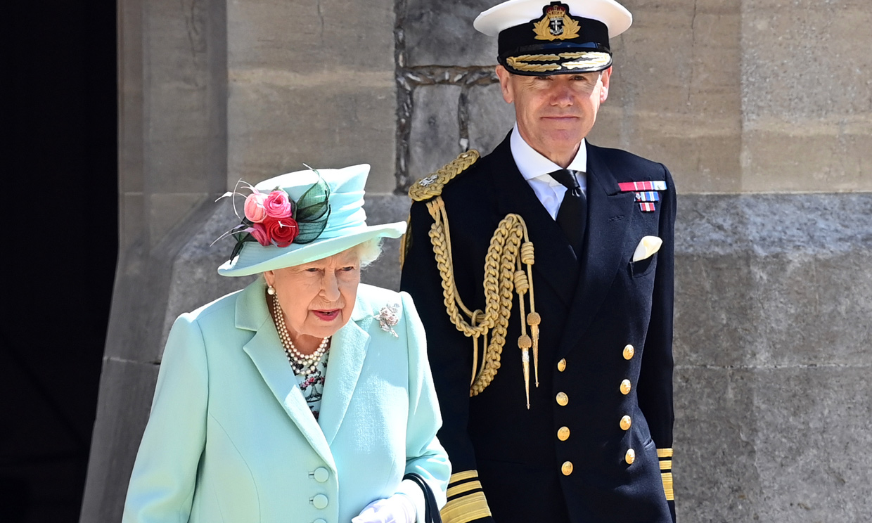Scotland Yard pone fin a los misteriosos robos que venían cometiéndose en el Palacio de Buckingham