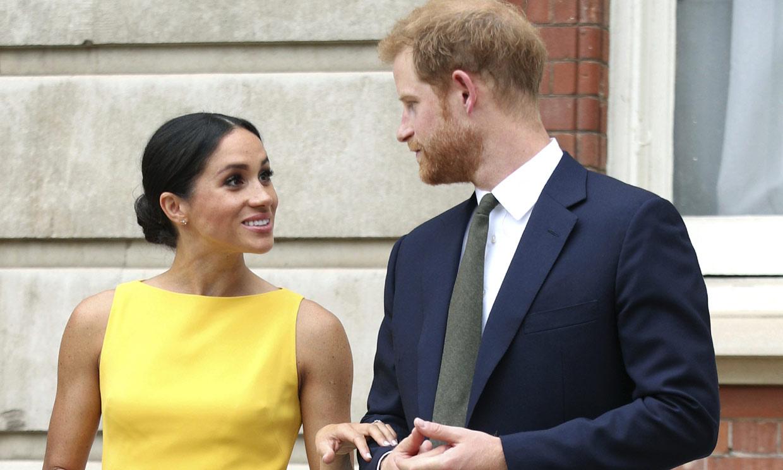 La curiosa (e inquietante) historia de la nueva casa del príncipe Harry y Meghan Markle