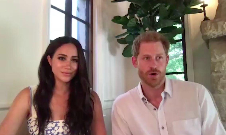 Los duques de Sussex hacen un llamamiento para que los jóvenes 'sean más amables' en la red