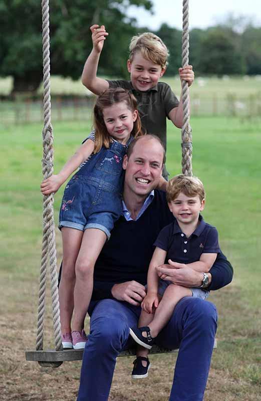 El significativo viaje que han hecho los duques de Cambridge y sus hijos antes de iniciar el curso escolar