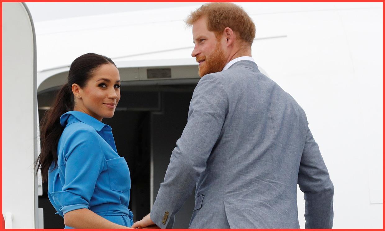 La transformación de Harry en diez pasos: de Alteza Real a príncipe en Estados Unidos