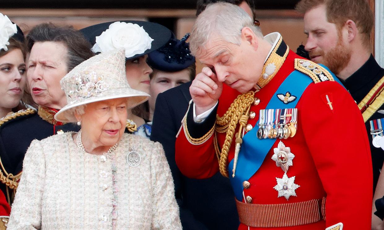 Los rumores apuntan a que el príncipe Andrés podría ser despojado de su título de alteza real