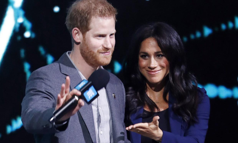 Harry y Meghan ya tienen fecha para su debut en la televisión estadounidense