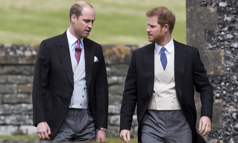 Comienza el deshielo de la tensa relación entre los príncipes Guillermo y Harry