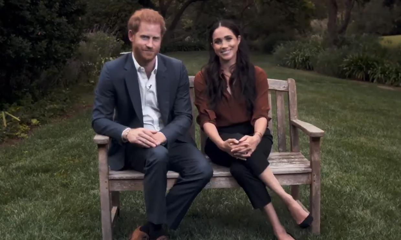Harry y Meghan rompen el protocolo real en el 'prime time' de la televisión estadounidense