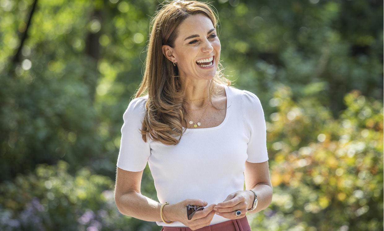 El nuevo guiño de la duquesa de Cambridge a sus hijos no puede gustarnos más