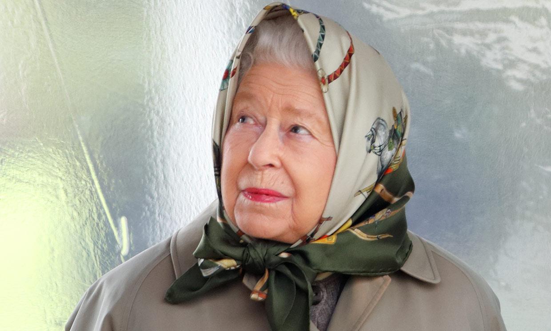 Isabel II da un importante paso sin su marido