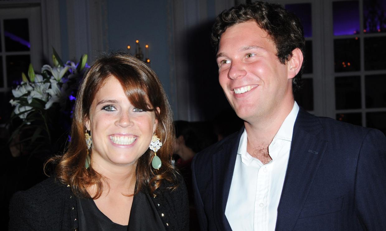 Eugenia de York y Jack Brooksbank celebran el segundo aniversario de boda mientras esperan su primer bebé