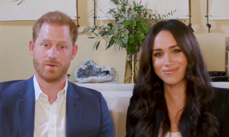 El príncipe Harry y Meghan Markle, felices de poder pasar 'tiempo de calidad' con el pequeño Archie