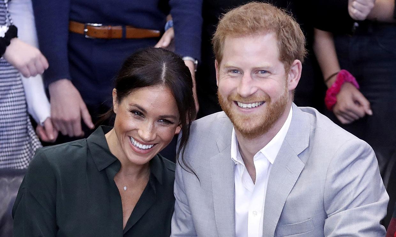 Los duques de Sussex dan un paso más con su proyecto en homenaje a Archie