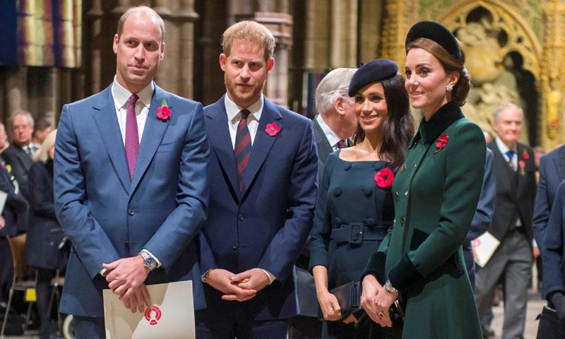 Sin desfile y con una reducida presencia de la Familia Real: el atípico Día del Armisticio