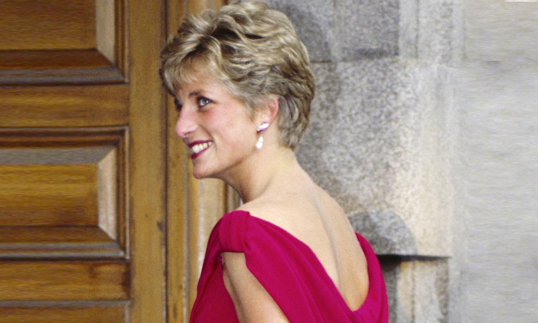 La foto nunca vista de Diana de Gales