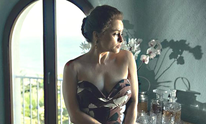 Helena Bonham Carter se posiciona al lado de la Familia Real en su visión de 'The Crown'