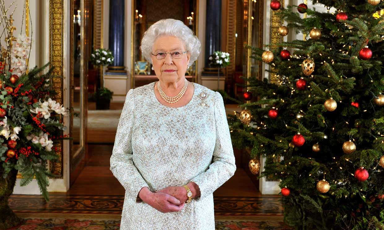Un árbol de Navidad de seis metros, protagonista de la espectacular decoración de este año en Windsor