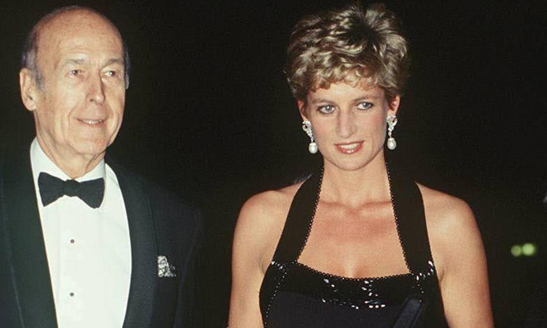 ¿Amor o fantasía? Giscard d'Estaing se lleva para siempre los detalles de su relación con Diana de Gales