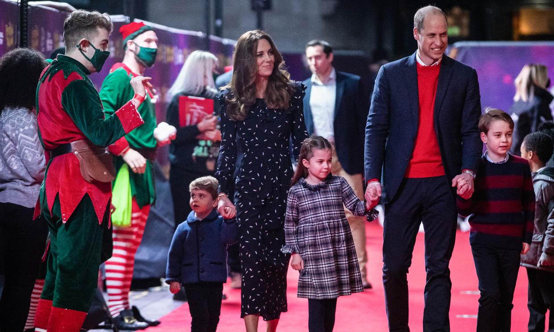 La increíble sorpresa de Navidad que organizaron los duques de Cambridge