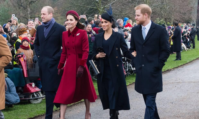 ¡Unidos en la distancia!, los regalos entre los duques de Cambridge y los de Sussex por Navidad