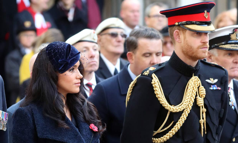 El año del 'Megxit': la nueva vida del príncipe Harry y Meghan Markle