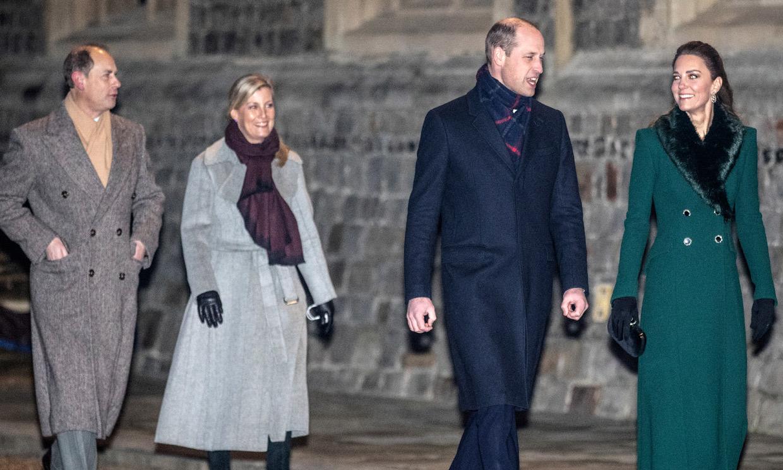 Los duques de Cambridge podrían haber roto una de las reglas del confinamiento