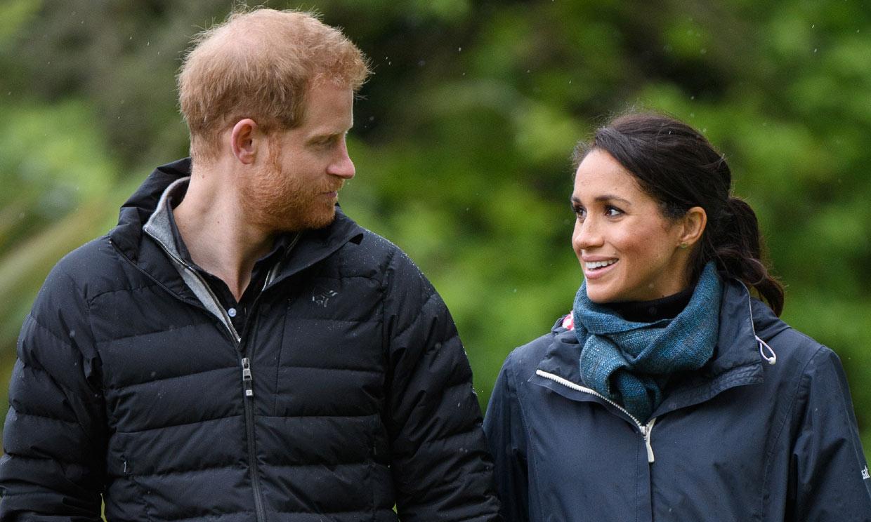 Sin Archie y de incógnito: así ha sido la última salida de los duques de Sussex