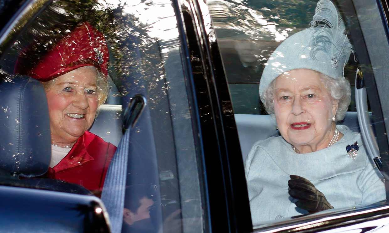 Fallece Lady Mary Colman, prima y amiga de Isabel II
