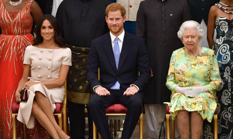 Este es el importante acontecimiento al que Isabel II ha invitado a los duques de Sussex