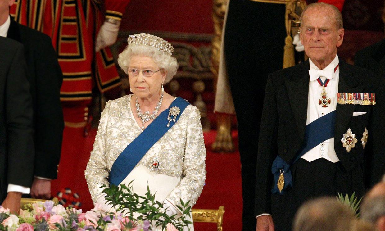 Prisión para el empleado del 'catering' que robó en el Palacio de Buckingham