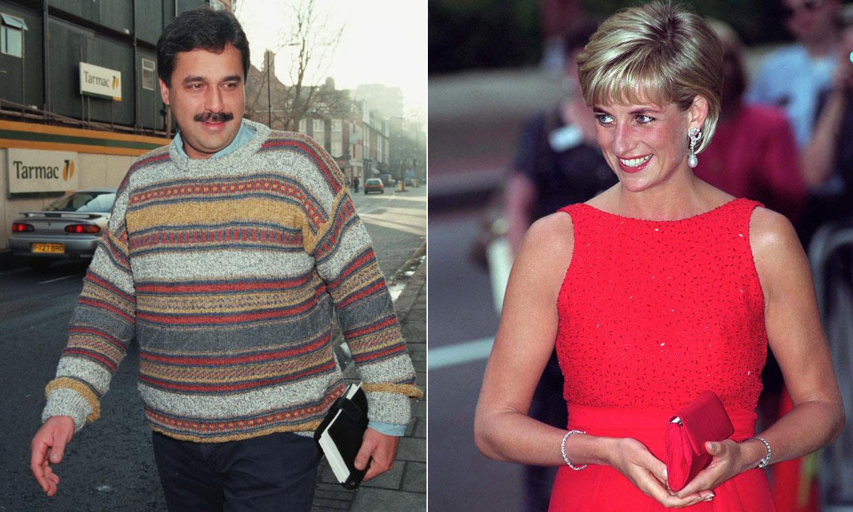 Uno de los grandes amores de Diana de Gales, muy crítico con el periodista de la 'entrevista de la venganza'